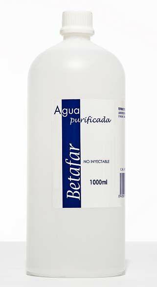 Agua destilada 1l guirobsumedic - Agua destilada precio ...